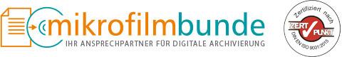 Mikrofilm Bunde | Ihr Archivdienstleister in Ostfriesland | Digitale und Analoge Lösungen Logo